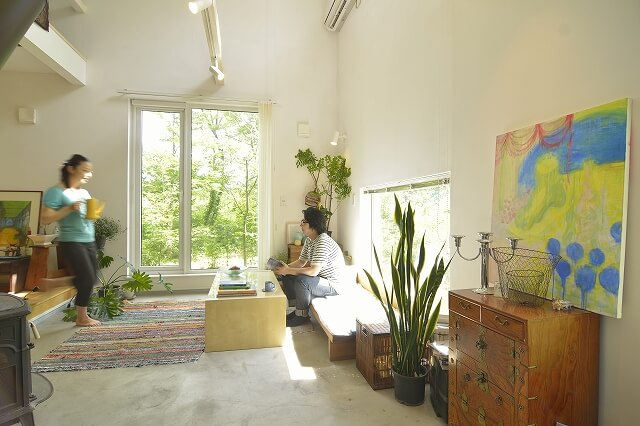自然素材 長期優良住宅 FPの家